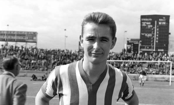 Brian Clough maglia Sunderland