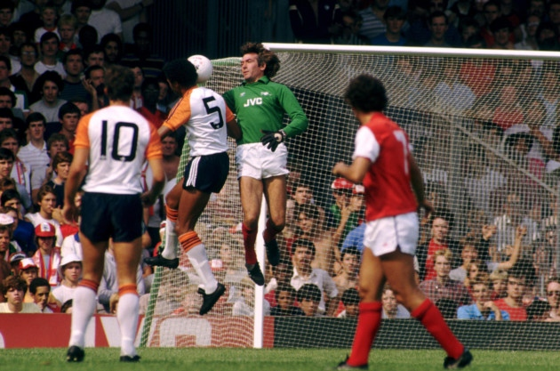 Pat Jennings Arsenal