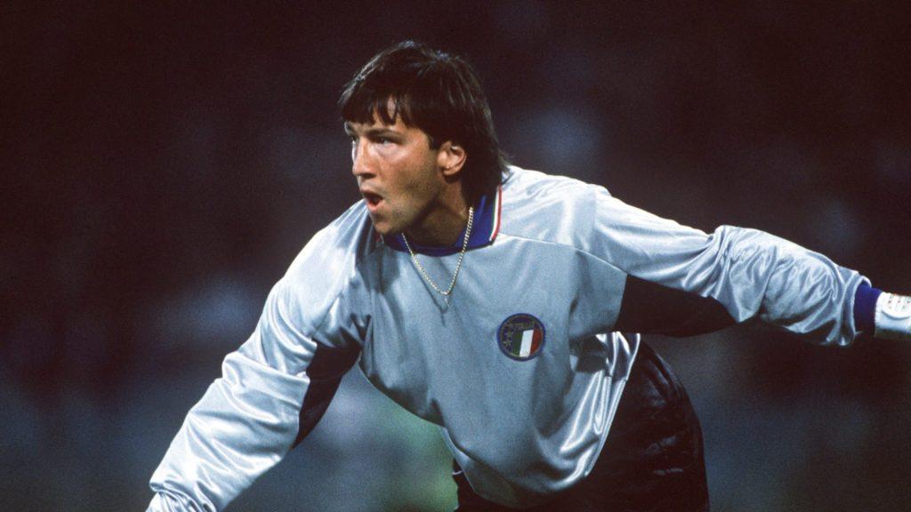Walter Zenga a Italia 90