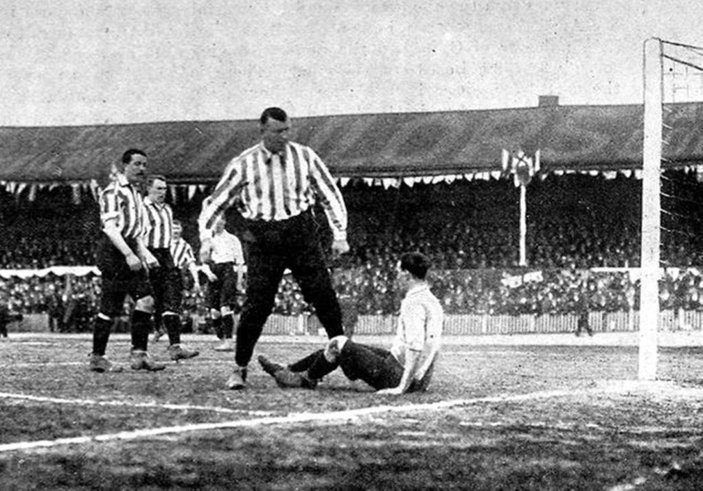 William Foulke: il gigante dello Sheffield United