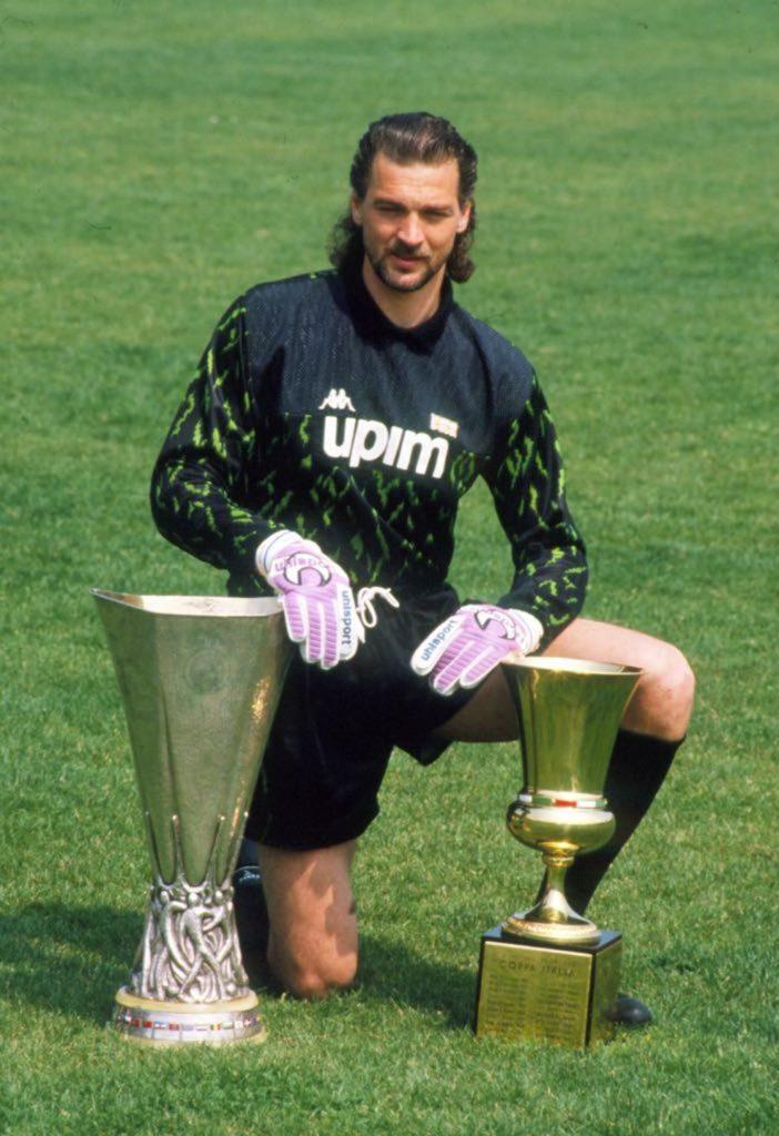 Stefano Tacconi Juventus