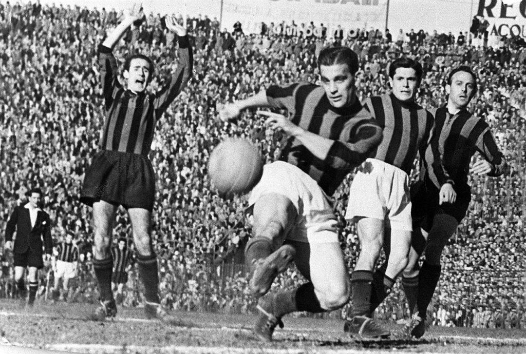 Milan Inter 1950