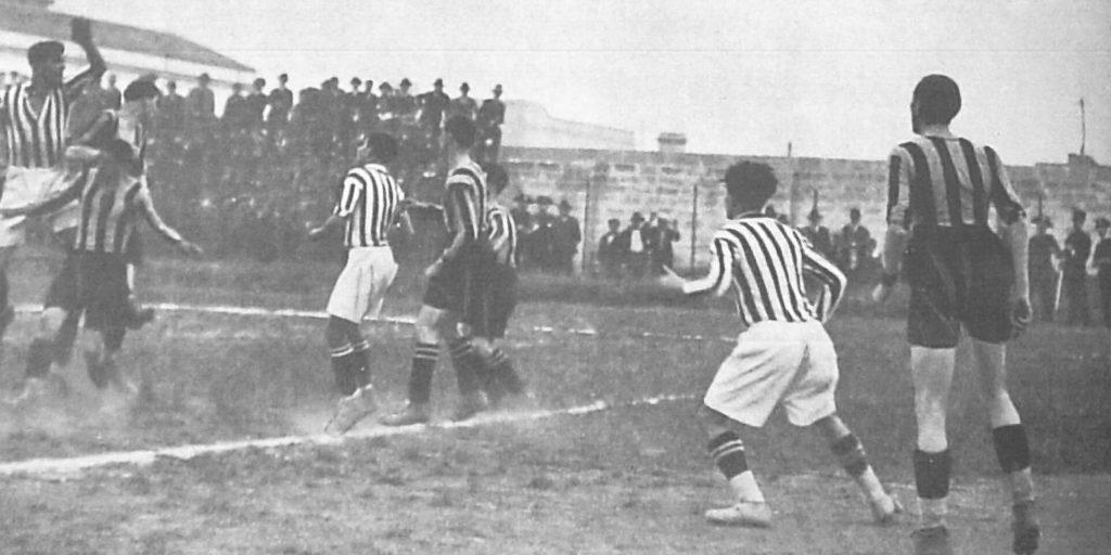 Atalanta-Pistoiese 1928