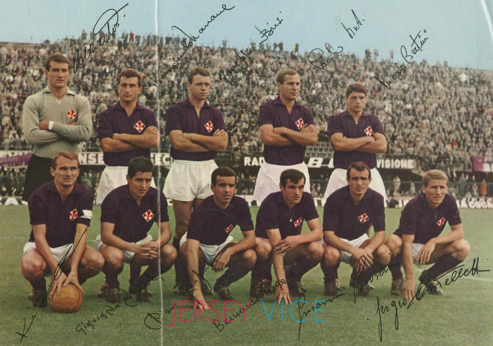 Fiorentina 1965/66