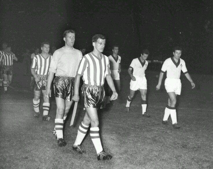 Fiorentina Glasgow Rangers finale Coppa delle Coppe 1961