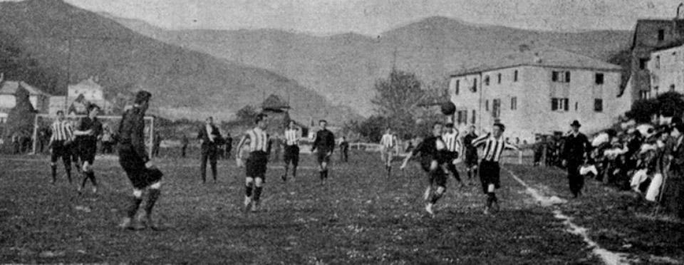Genoa vs Juventus 1903