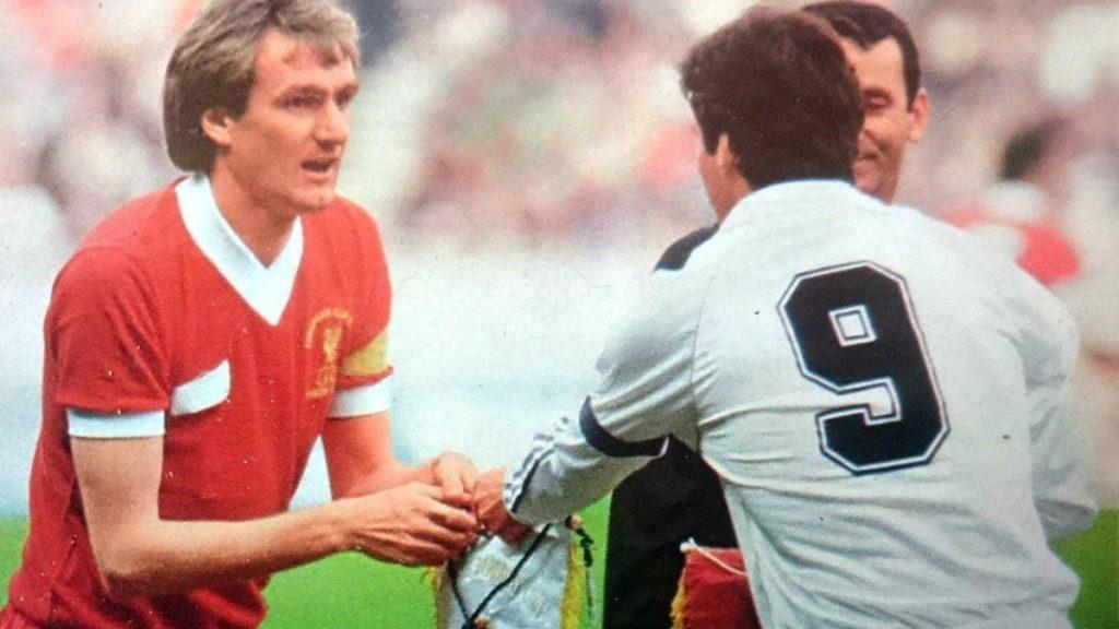 Liverpool vs Real Madrid Coppa dei Campioni 1981