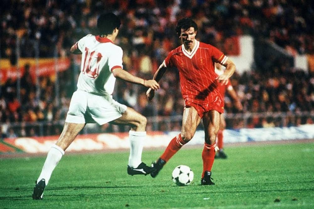 Roma Liverpool Coppa Campioni 1984