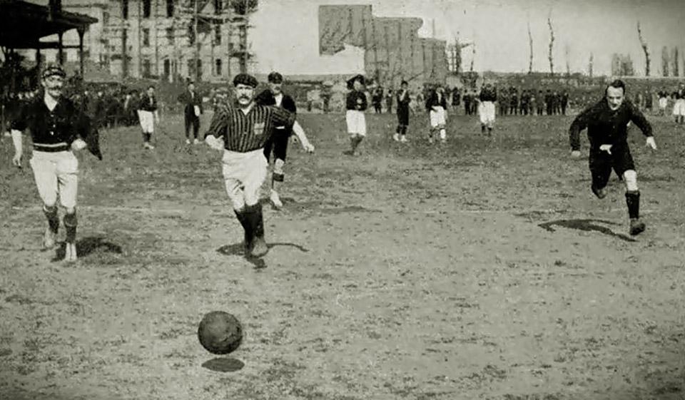 Kilpin Milan 1907